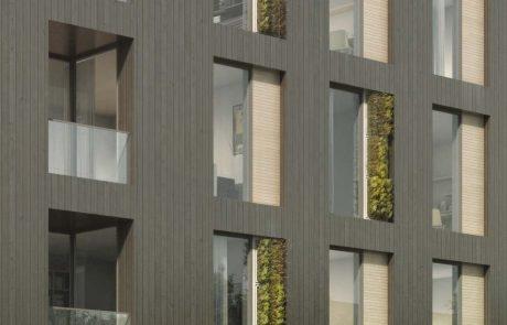 Heilbronn Neckarbogen, mehrgeschossiger Wohnungsbau, Kay Künzel