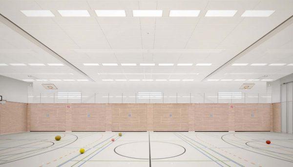 Sporthalle, Sportpark, Wachtberg, Kay Künzel, Architektur, Planung,