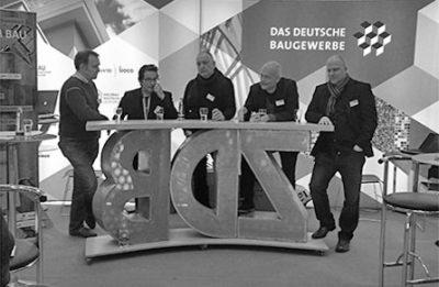 Kay Künzel, Das deutsche Baugewerbe