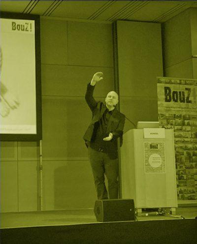 Vortrag Kay Künzel, raum für architektur