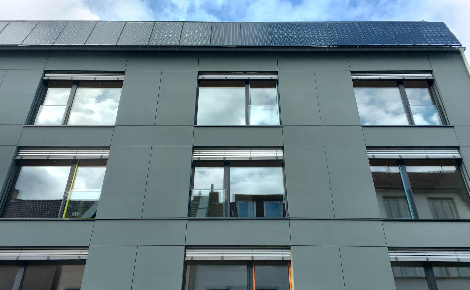 raum für architektur, Kay Künzel, Studentenwohnheim 42, Projekt 42, Bonn